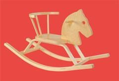 Rocking horse : Ludvig