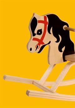 Rocking horse - Ojars