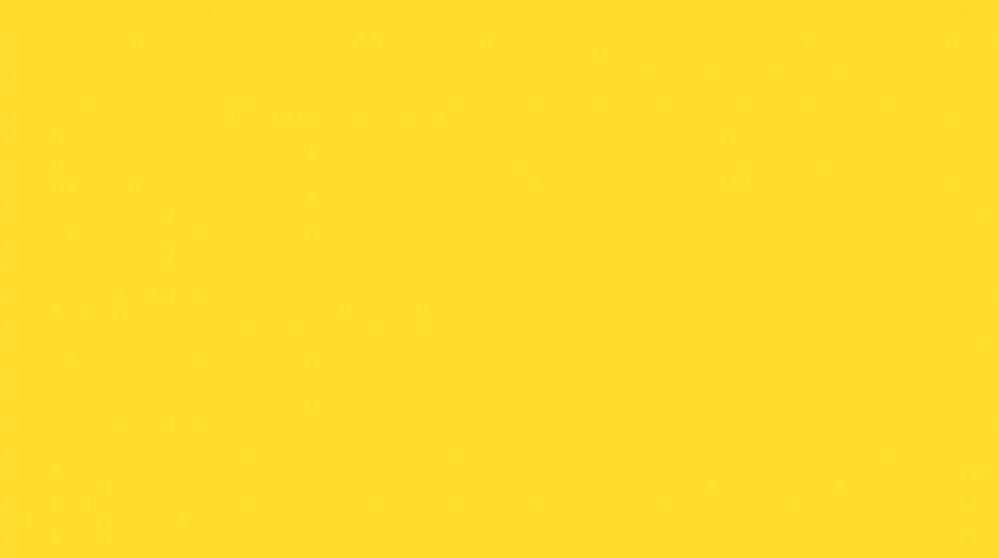 Dzeltenā krāsa. Nr. S 0560 – Y10R. Pēc Becker krāsu kataloga, NCS skalas. Bērnu mēbeles. Ražots Latvijā.