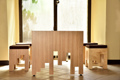 Furniture in the lobby by individual project