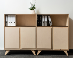 Filing cabinets, collection